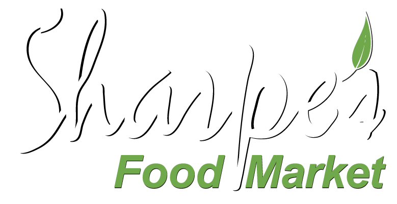 Sharpe's Food Market logo